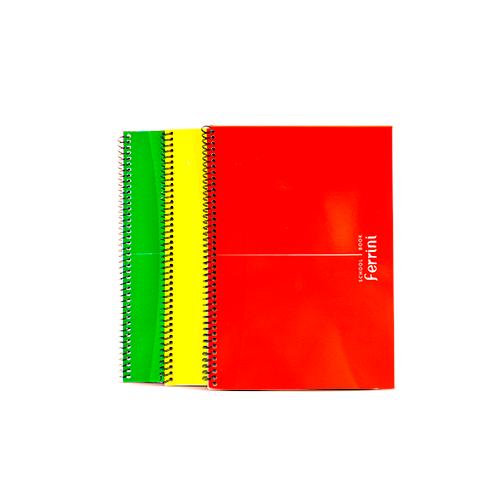 Cuaderno Espiral 1 Materia