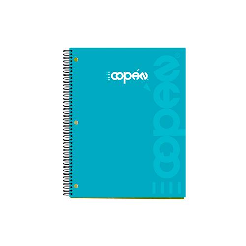 Cuaderno Espiral 2 Materia